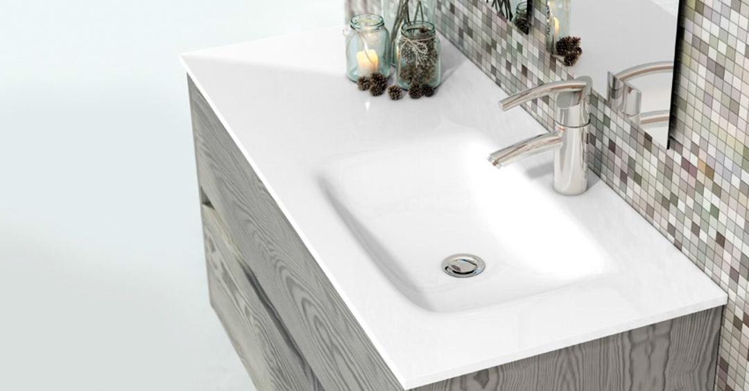 Muebles Bano Lavabo Cristal.Lavabo Para Mueble De Bano De Cristal Todo Masa Art Bath Fenix Desplazado